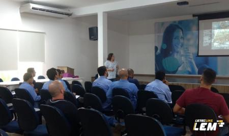 LEM · CETECLins realiza treinamento para Grupo GS Inima SAMAR em Araçatuba